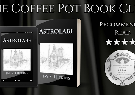 Book Review: Astrolabe by Jay S. Hipkins