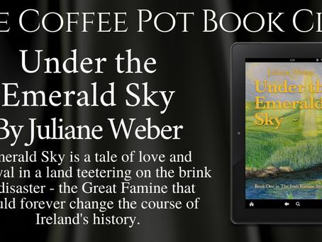 Read an excerpt from Juliane Weber's fabulous book — Under the Emerald Sky  @Writer_JW