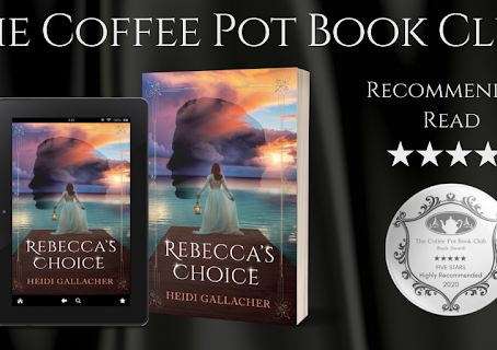 Book Review: Rebecca's Choice by Heidi Gallacher