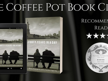 Book Review: Forty Years In A Day by Mona Rodriguez and Dianne Vigorito.