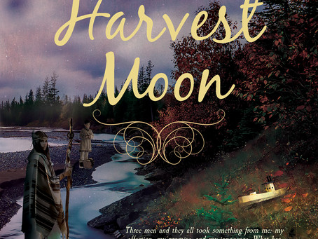 Blog Tour: Harvest Moon by Jenny Knipfer, March 1st – May 3rd 2021.