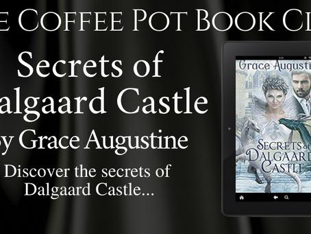Read an excerpt from  Grace Augustine's fabulous novel — Secrets of Dalgaard Castle @mallidalli