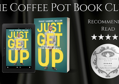 #BookReview — Just Get Up:And Manifest Your Inner Genius By Isaac Samuel Miller