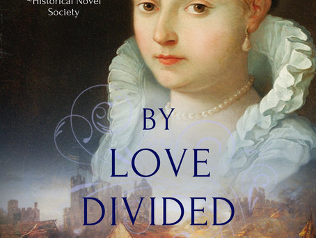 Blog Tour: By Love Divided The Lydiard Chronicles, Book 2 By Elizabeth St.John.