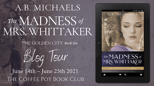 The Madness of Mrs. Whittaker Tour Banne