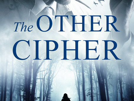 Blog Tour: The Other Cipher, January 18th - January 29th 2021