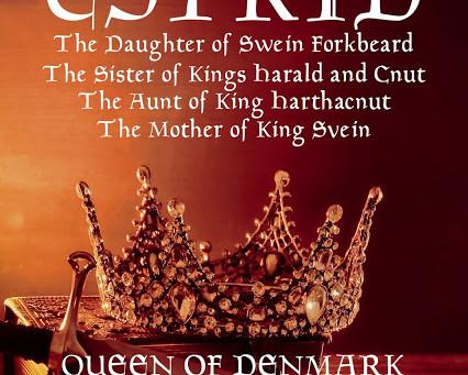 Blog Tour: Lady Estrid: A Novel of Eleventh Century Denmark by M J Porter.