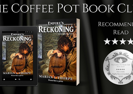 Book Review: Empire's Reckoning: Empire's Reprise, Book I by Marian L Thorpe