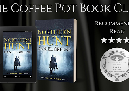 Book Review: Northern Hunt (Northern Wolf Series Book 2) by Daniel Greene.
