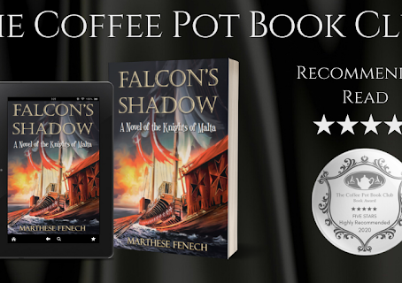 Book Review: Falcon's Shadow by Marthese Fenech
