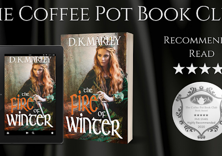 Book Review: The Fire of Winter by DK Marley