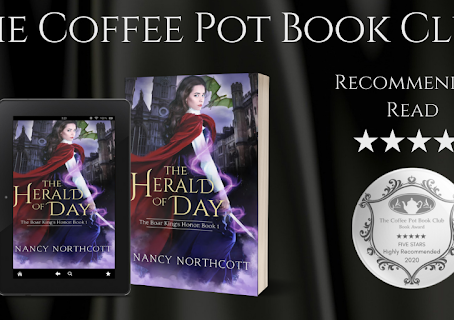 Book Review: The Herald of Day (The Boar King's Honor, Book 1) by Nancy Northcott