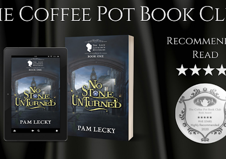 Book Review: No Stone Unturned (The Lucy Lawrence Mysteries Series) by Pam Lecky.