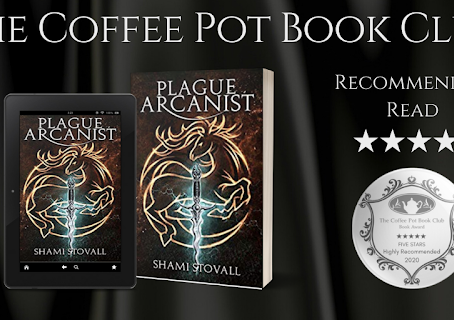 Book Review: Plague Arcanist (Frith Chronicles Book 4) by Shami Stovall.