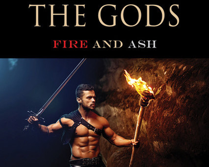Blog Tour: Fire and Ash by Thomas J Berry, November 30th – December 11th 2020.