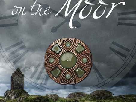Blog Tour: Thunder on the Moor by Andrea Matthews,12th April – 23rd April 2021