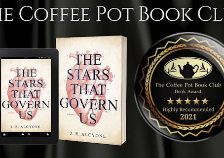 Book Review: The Stars That Govern Us by J.R. Alcyone.