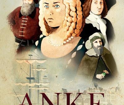 Blog Tour: Anke: The Beginning