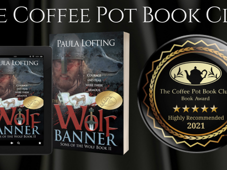 #BookReview - The Wolf Banner(Sons of the Wolf, Book 2) by Paula Lofting @Paulalofting