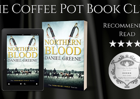 Book Review: Northern Blood (Northern Wolf Series, Book 3) by Daniel Greene