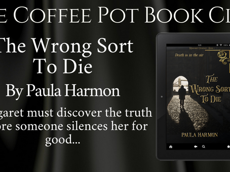 Read an excerpt from Paula Harmon's fabulous book - The Wrong Sort To Die @Paula_S_Harmon