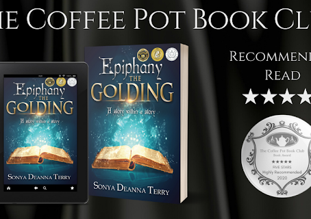 Book Review: Epiphany - THE GOLDING by Sonya Deanna Terry