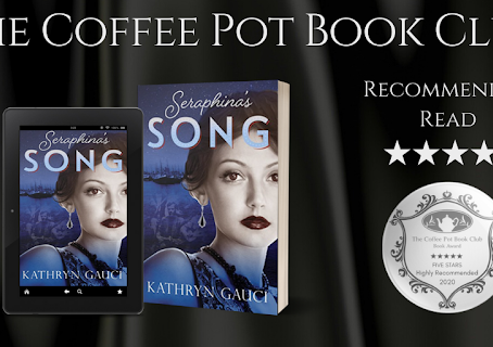 Book Review: Seraphina's Song by Kathryn Gauci