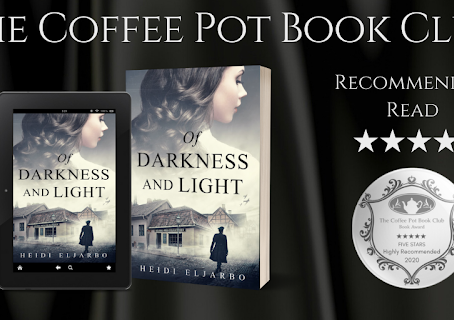 Book Review: Of Darkness and Light: A Soli Hansen Mystery Book 1 by Heidi Eljarbo.