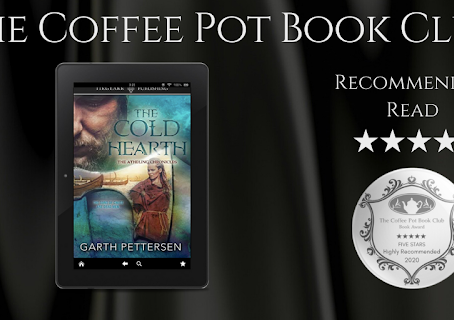 Book Review: The Cold Hearth (The Atheling Chronicles #3) by Garth Pettersen.
