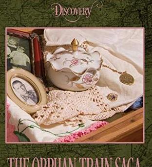 Blog Tour: Discovery The Orphan Train Saga, Book 1