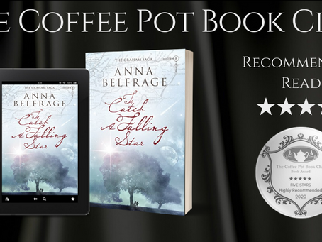 Book Review:  To Catch a Falling Star (The Graham Saga, Book #8) by Anna Belfrage.