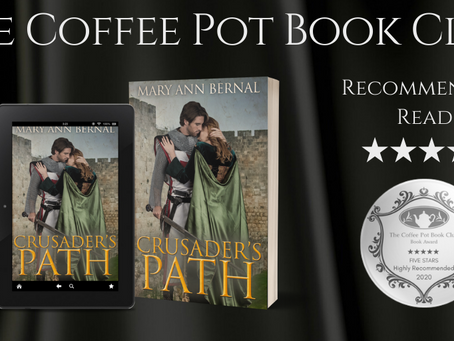 Book Review: Crusader's Path by Mary Ann Bernal.