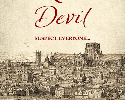 Blog Tour: The Queen's Devil