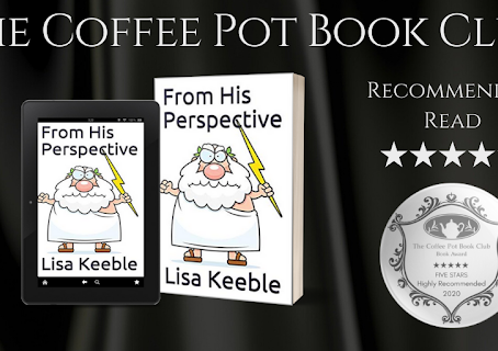 #BookReview — From His Perspective by Lisa Keeble