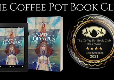 Book Review: Wrath of Olympus by E.M. Kkoulla.
