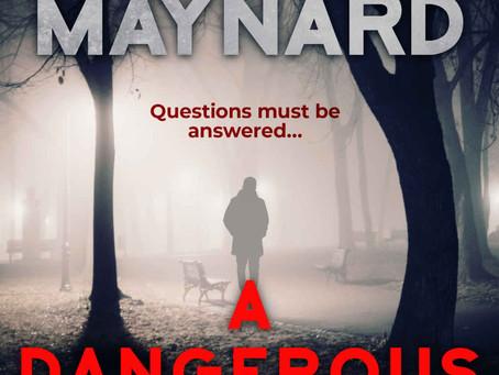 Blog Tour: A Dangerous Life (DCI Jack Callum Mysteries Book 2) by Len Maynard.