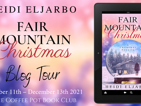 Read an #excerpt from Heidi Eljarbo fabulous book - Fair Mountain Christmas @HeidiEljarbo