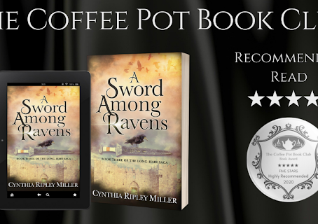 Book Review: A Sword Among Ravens: Book #3 of The Long-Hair Saga by Cynthia Ripley Miller.