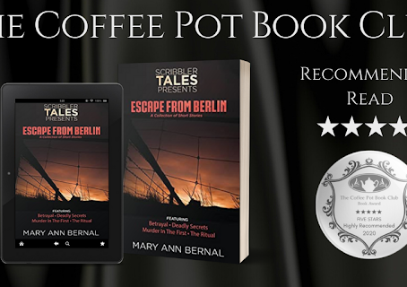BookReview: Scribbler Tales Presents: Escape from Berlin by Mary Ann Bernal