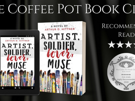 Book Review: Artist, Soldier, Lover, Muse by Arthur D. Hittner
