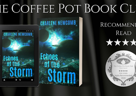 Book Review: Echoes of the Storm by Charlene Newcomb