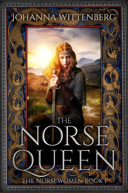The Norse Queen (The Norsewomen Book 1) by Johanna Wittenberg