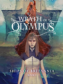 #BookReview – Wrath of Olympus by E.M. Kkoulla