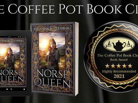 Book Review: The Norse Queen (The Norsewomen Book 1) by Johanna Wittenberg