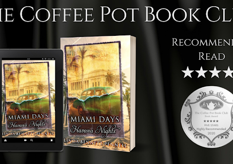 Book Review: Miami Days, Havana Nights by Linda Bennett Pennell