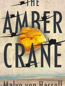 THE AMBER CRANE  By Malve von Hassell