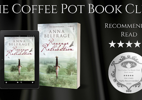 #BookReview — Revenge and Retribution (The Graham Saga #6) by Anna Belfrage