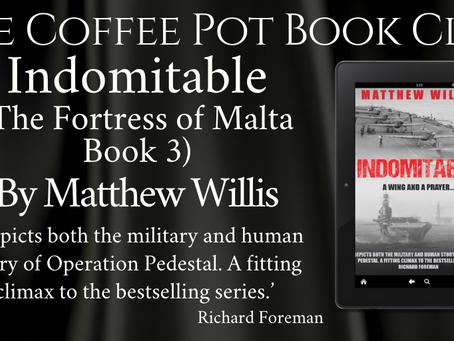 A conversation with #HistoricalFiction author, Matthew Willis