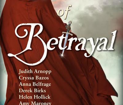 Blog Tour: Betrayal