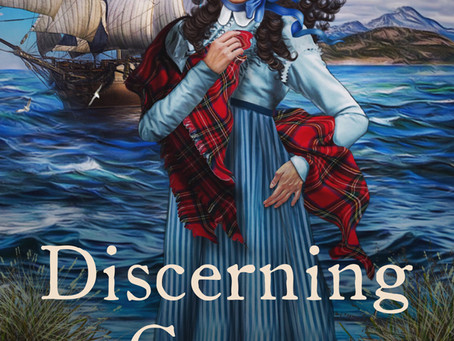 Blog Tour: Discerning Grace (Book One of The White Sails Series) by Emma Lombard, May 3rd – May 14th